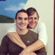 Arthur Zanetti, astro dasOlimpíadas Rio 2016, posa com a mãe no Instagram