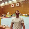 Esperança de ouro nas Olimpíadas Rio 2016, Arthur Zanetti mostra os bastidores dos seus treinos através do Instagram