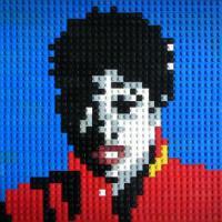 Clipe de 'Thriller', de Michael Jackson, é recriado com Lego