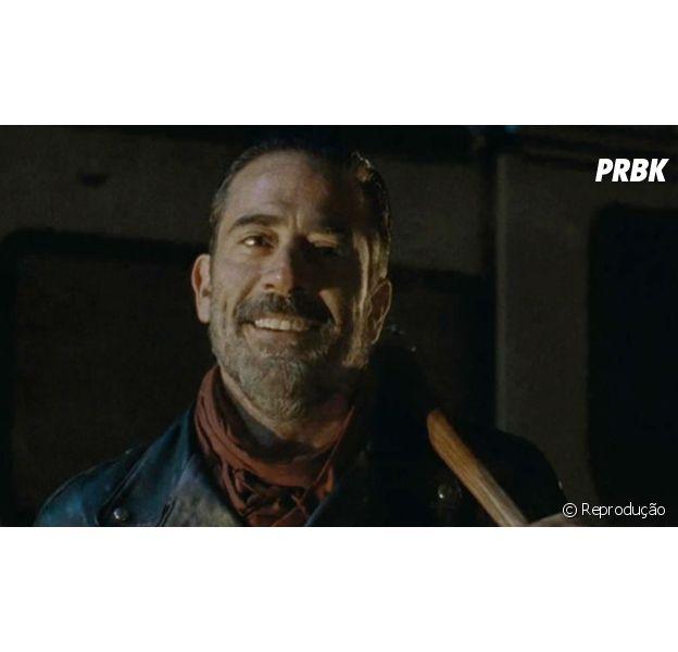 """De """"The Walking Dead"""", Jeffrey Dean Morgan fala sobre vítima de Negan na série"""