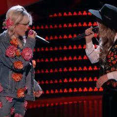"""No """"The Voice US"""": Miley Cyrus e Alicia Keys cantam com participante na primeira audição!"""