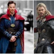 """Filme """"Thor 3: Ragnarok"""": foto no set mostra participação do Doutor Estranho no filme!"""