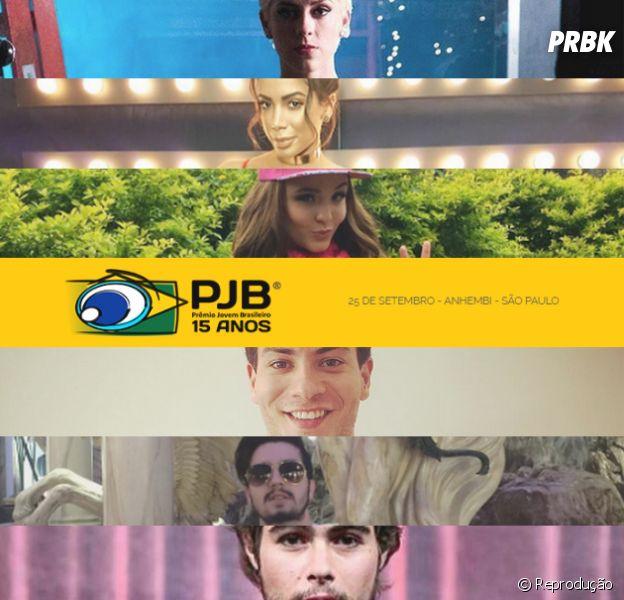 Prêmio Jovem Brasileiro 2016 encerra votações nesta quinta (24). Saiba tudo!