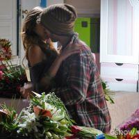 """Em """"Malhação"""": Sofia e Sidney se beijam depois de uma declaração de amor!"""