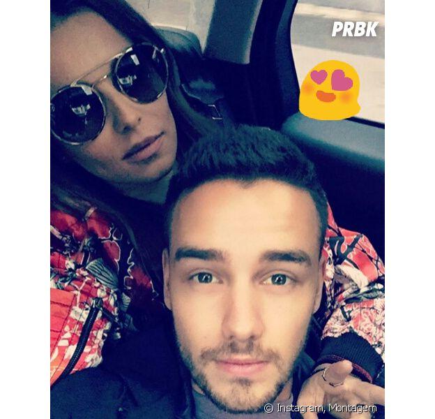 Liam Payne, do One Direction, e Cheryl assumiram namoro no final de 2015
