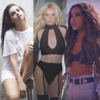 """Britney Spears revela que se inspirou em Selena Gomez e Ariana Grande no álbum """"Glory"""""""