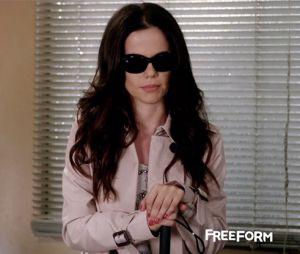 """Em """"Pretty Little Liars"""", Jenna tem fim trágico decretado na 7ª temporada"""