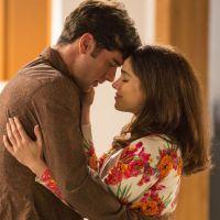 """Novela """"Haja Coração"""": Felipe (Marcos Pitombo), Shirlei e os motivos para esse casal dar super certo"""