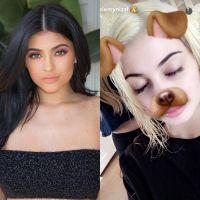 Kylie Jenner fica loira e mostra tudo no Snapchat! Veja detalhes do novo visual