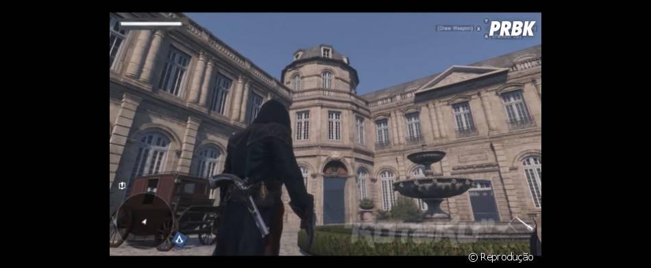 Retratando o século 18, Assassin's Creed Unity mostra uma