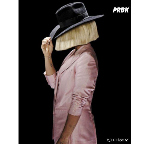 """Sia faz apresentação do single """"The Greatest"""" em cerimônia de lançamento do Iphone 7"""