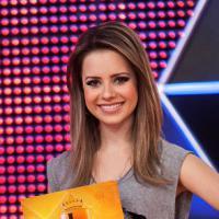 """Sandy """"Legendária""""?! Cantora divide apresentação com Marcos Mion na Record!"""