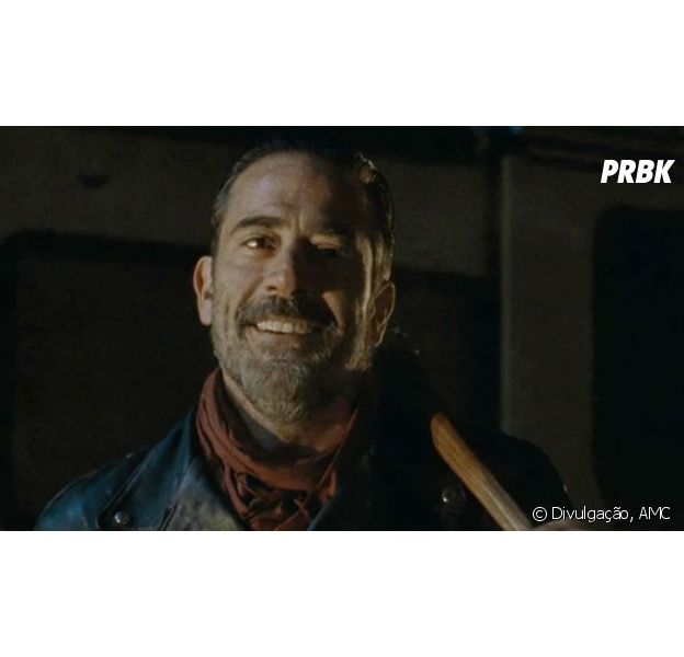 """Em """"The Walking Dead"""", Negan (Jeffrey Dean Morgan) será diferente dos quadrinhos!"""