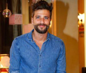 """Bruno Gagliasso, de """"Sol Nascente"""", se compara a Mario: """"Me identifico muito"""""""