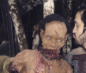 """Luan Santana já chegou a responder sobre um quiz de """"The Walking Dead"""" em um programa de TV"""