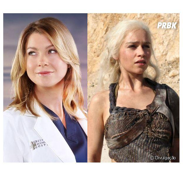 """Veja 10 semelhanças entre """"Grey's Anatomy"""" e """"Game of Thrones"""""""