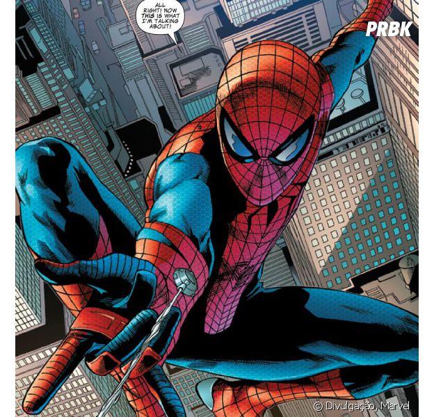 Homem-Aranha encara um dos maiores inimigos no próximo quadrinho da Marvel!