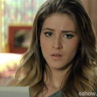 """Em """"Malhação"""": Sofia admite que está apaixonada por Sidney"""