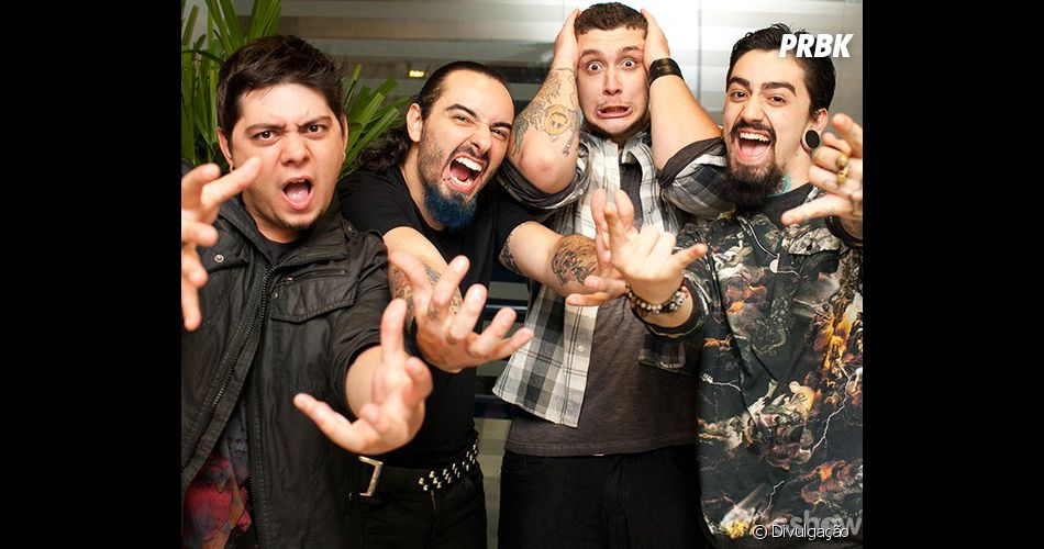 A Banda Malta foi a escolhida pelo público na categoria Música