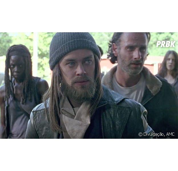 """Em """"The Walking Dead"""": ator revela que primeiro episódio da sétima temporada será sangrento!"""