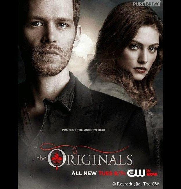 """Novo pôster de """"The Originals"""", revela que o bebê de Klaus (Joseph Morgan) precisa de cuidados dobrados!"""
