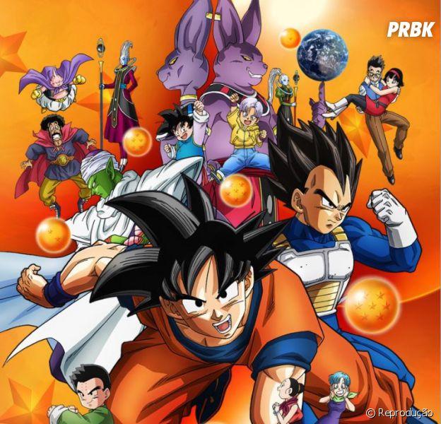 """""""Dragon Ball Super"""": 10 motivos para assistir o anime!"""