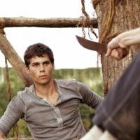 """Dylan O'Brien em novas fotos de """"The Maze Runner: Correr ou Morrer"""""""