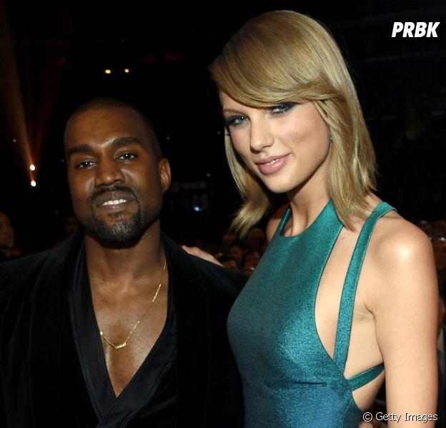 """Taylor Swift certa, Kanye West exposto: demo da música """"Famous"""" pode por fim em briga"""