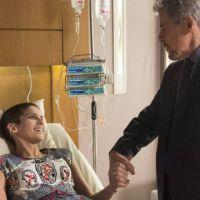 """Novela """"A Lei do Amor"""": Letícia (Isabella Santoni) volta para o hospital!"""