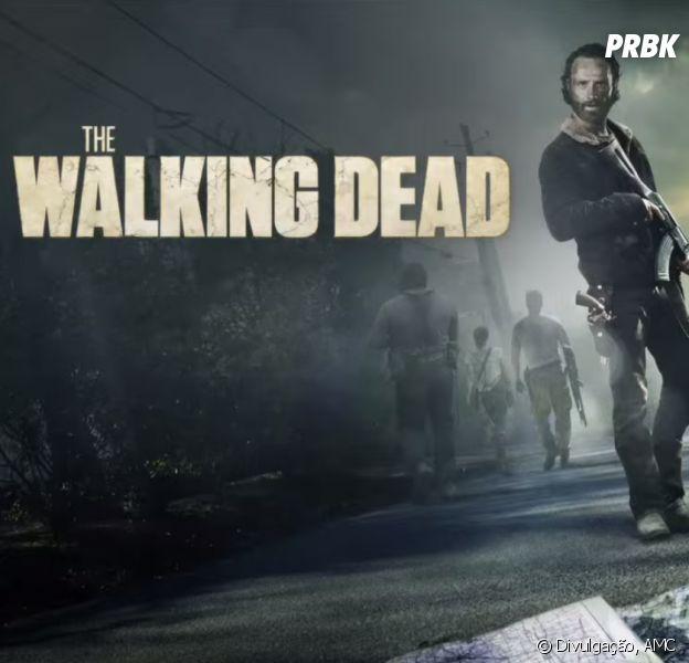 """Série """"The Walking Dead"""" ganha 8ª temporada!"""