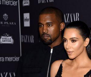 Ao saber do ocorrido com Kim Kardashian, Kanye West interrompeu seu show para ir ao encontro da esposa