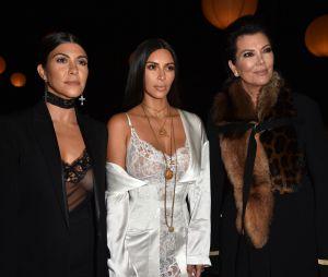 Kim Kardashian esteve na França com a família para prestigiar o Paris Fashion Week