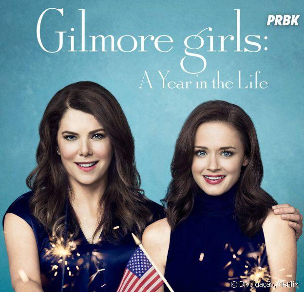 """""""Gilmore Girls"""" ganha trailer oficial pela Netflix!"""