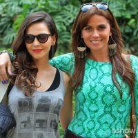 """Te contei? Clara assume que ama Marina na novela """"Em Família""""!"""
