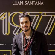"""Luan Santana lança a inédita """"Primeira Semana"""", do DVD """"1977"""" com exclusividade pelo Facebook"""