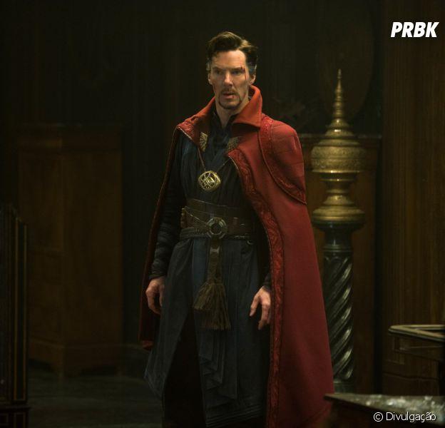"""""""Doutor Estranho"""" é a próxima aposta da Marvel a chegar aos cinemas"""