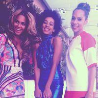 Irmã de Beyoncé apaga fotos com ao lado da diva depois de bater em Jay-Z