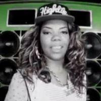 """Ludmilla, ex-MC Beyoncé, divulga vídeo para a música """"Hoje"""""""
