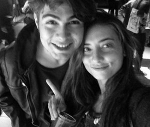 Rafael Vitti e Julia Oristanio terminaram o namoro de dez meses