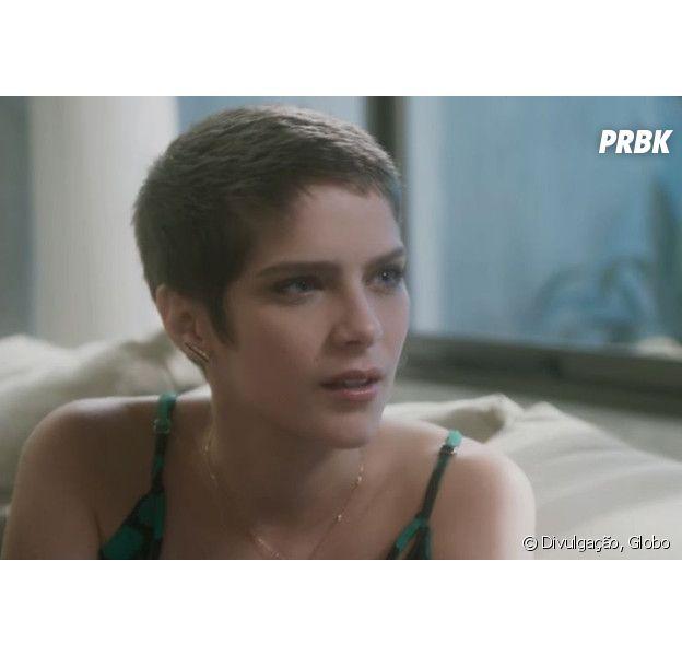"Em ""A Lei do Amor"": Letícia (Isabella Santoni) vê beijo entre Tiago (Humberto Carrão) e Isabela (Alice Wegmann)!"