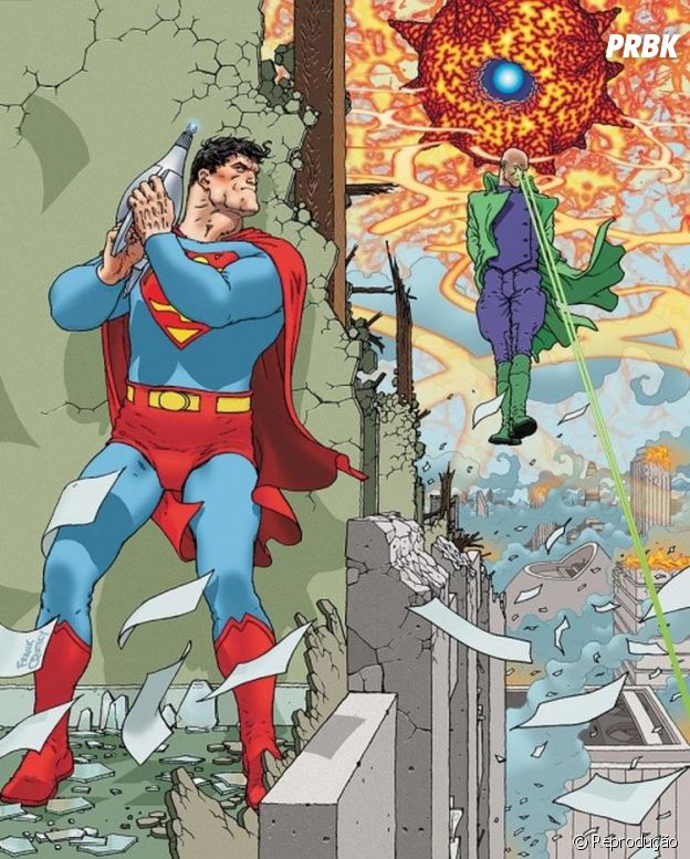 Superman VS Lex Luthor