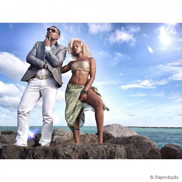 Naldo Benny faz mais uma parceria internacional e leva funk para Miami, nos EUA