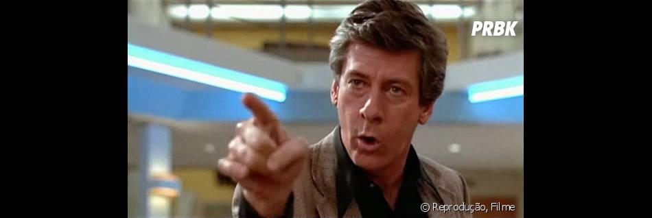 """Richard Vernon (Paul Gleason)castigou cinco alunos e não deixava eles se falarem em """"Clube dos Cinco""""!"""