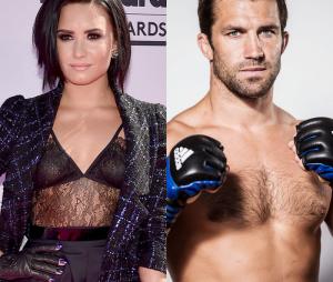 Demi Lovato está namorando o lutador de UFC Luke Rockhold