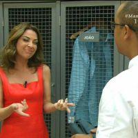 """No """"MasterChef Profissionais"""", Ana Paula Padrão é chamada de """"leiga"""" por ex-participante e rebate!"""