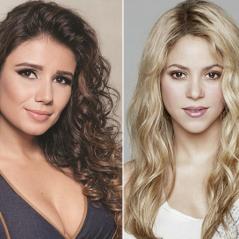 """Grammy Latino 2016: Paula Fernandes fala em parceria """"caliente"""" com Shakira e fãs piram!"""