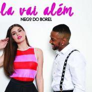 """Nego do Borel e Camila Queiroz dançam, cantam e sensualizam no clipe do single """"Ela Vai Além"""""""