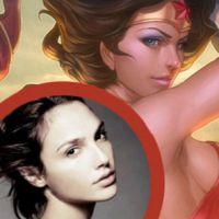 """Veja Gal Gadot como Mulher-Maravilha no set de gravação de """"Batman vs. Superman"""""""