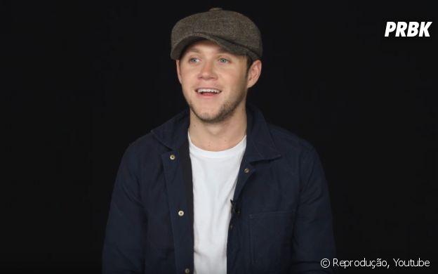 Niall Horan esteve no American Music Awards 2016