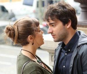 """Em """"A Lei do Amor"""": Isabela (Alice Wegmann) e Tiago (Humberto Carrão) ainda vão ter muita história pela frente!"""